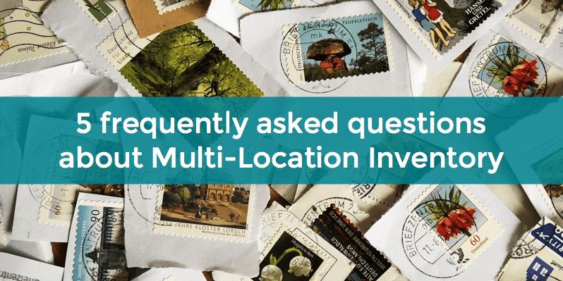 Multi-location inventory magento