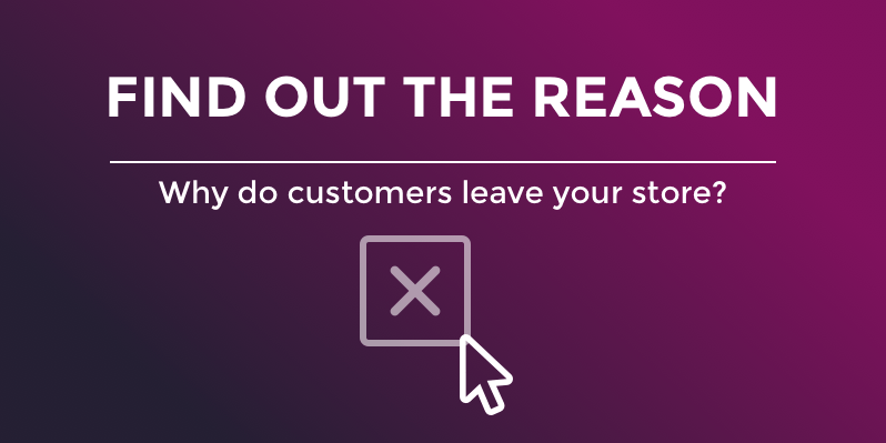reasons why customers leave