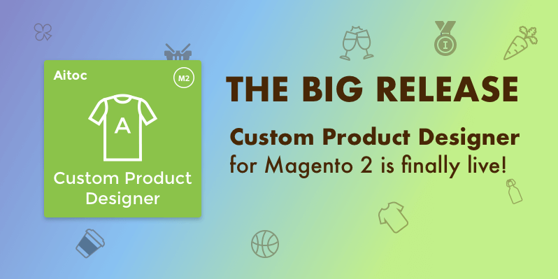 Cover Image for Custom Product Designer Release Post
