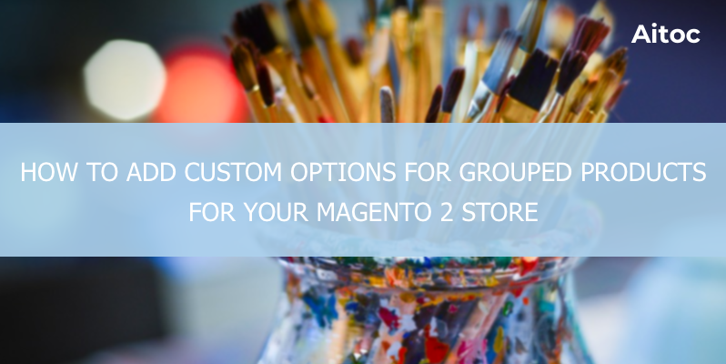Magento 2 Custom Options