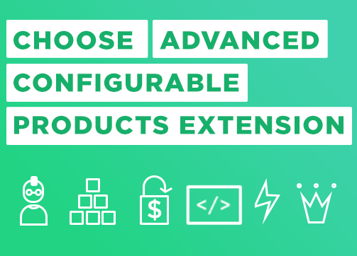 Core Features of Advanced Configurable Products Extension
