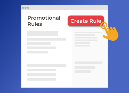 Dashboard to Manage Your Promo Campaigns