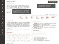 Abandoned Cart Emails events page: magento 2 abandoned cart reminder extension