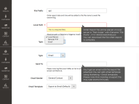 Orders Export and Import save paths: magento 2 import orders extension