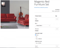 custom grouped products magento 2 enterprise - magento 2 grouped product custom options module