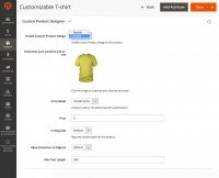 Set special prices for custom-designed products for Magento 2: magento 2 product configurator