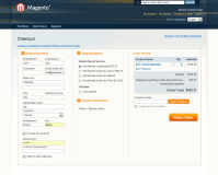 one-step Magento checkout