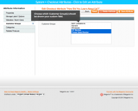 Checkout Fields Manager for Magento Enterprise