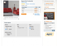 Custom Options for Grouped Products - Magento Extension