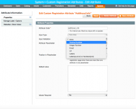extra registration fields in Magento