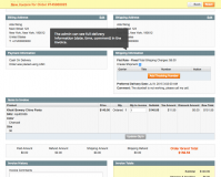 Magento delivery date and time plugin