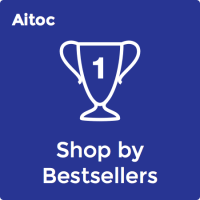Shop by Bestsellers logo - magento best selling products