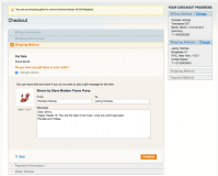 Magento Baby Gift List extension
