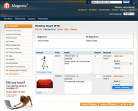 Gift Registry module for Magento