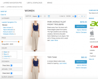 Layered Navigation Magento Extension