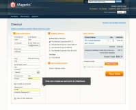 One-Page Checkout for Magento