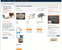 Product Units and Quantities – Magento extension