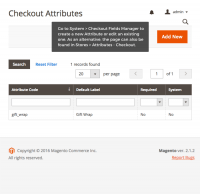 Magento 2 Custom Checkout Form Fields Manager Extension