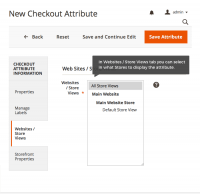 Magento 2 add field to checkout