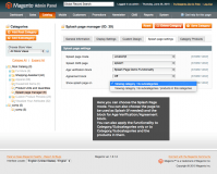 Age Restriction popup in Magento