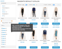Ajax Layered Navigation in Magento