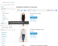 True AJAX Navigation Filter for Magento