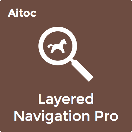 Magento Layered Navigation extension by Aitoc