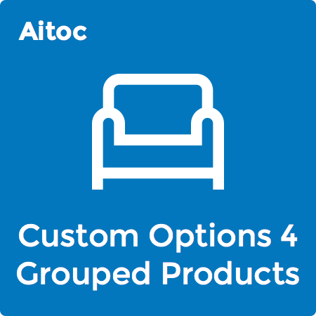 how to add grouped product in magento